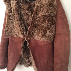 Emu Australia sheepskin jacket